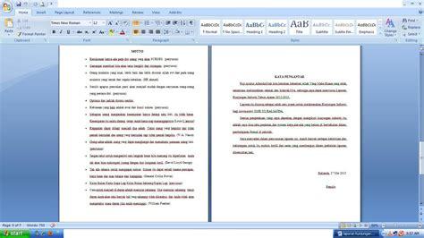 cara membuat laporan praktikum kuliah gudangnya segala ilmu contoh cara membuat laporan praktek