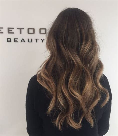 Light Brown Balayage by 25 Best Ideas About Brown Balayage On Balyage