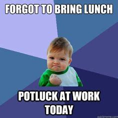 work christmas lunch memes 1000 images about potluck on potlucks potluck images and signs