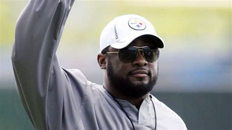 pittsburgh steelers coach salary steelers coach mike tomlin salary 6th highest in nfl