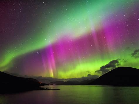 how to view northern lights northern lights over uk how to see the aurora borealis