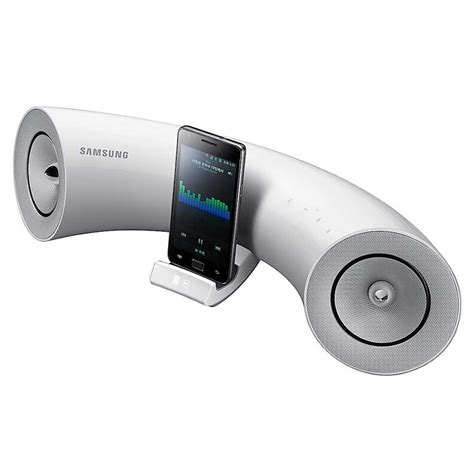 Speaker Samsung samsung speaker dock only device that supports the world s most popular smart devices from