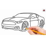 Basic Car Drawings