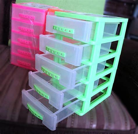 Lemari Plastik Laci Kecil jual mini laci ligo kotak penyimpanan vater shoplover