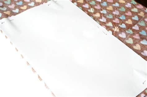 Line Pattern Bag sew a drawstring bag tutorial