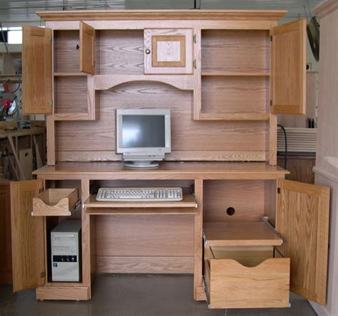 oak corner computer desk with hutch oak corner computer desk with hutch sauder orchard small