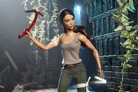 tomb raider news your source on lara croft games barbie s next look tomb raider polygon