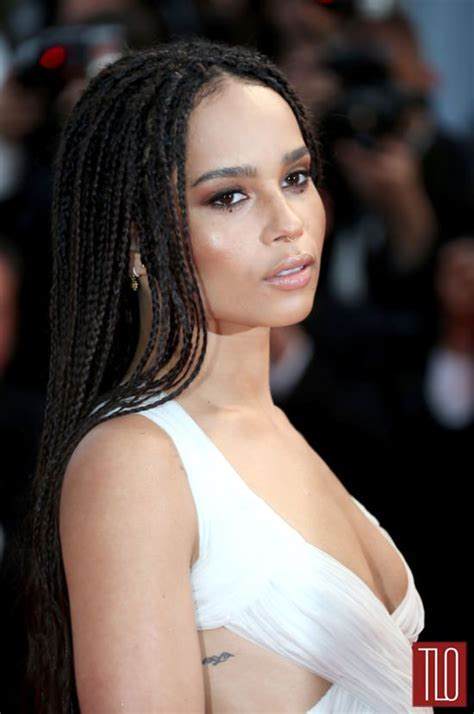 Cannes 2015: Zoe Kravitz in Valentino Couture   Tom   Lorenzo
