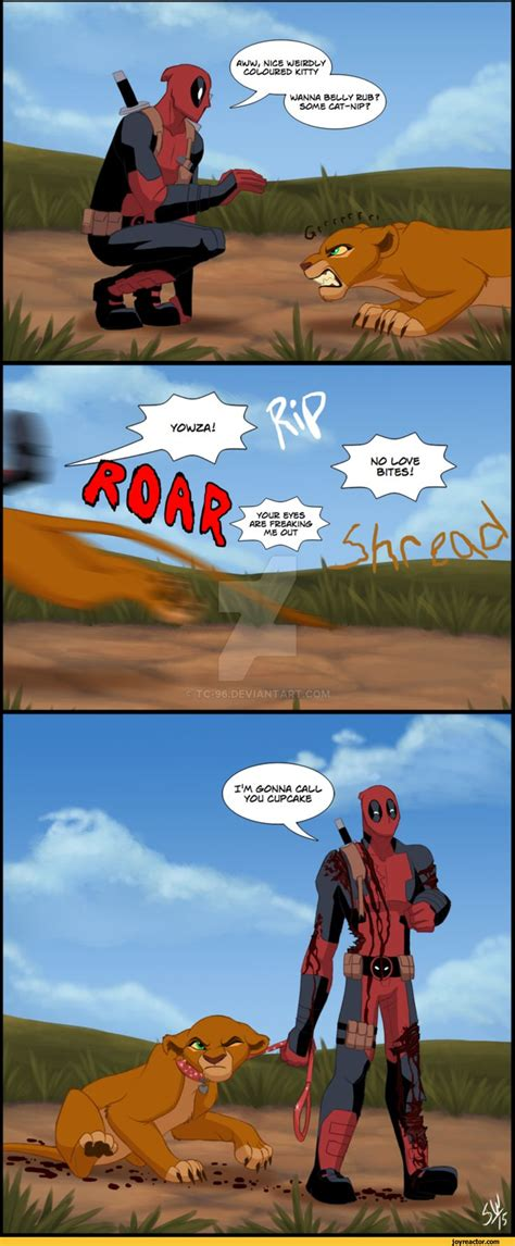 Lion King Schenectady Meme - deadpool jokes marvel fandoms funny pictures