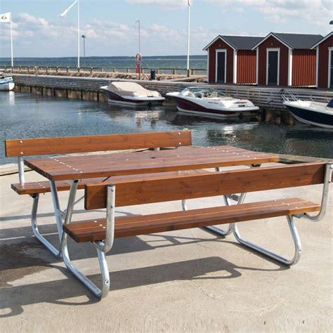 heavy duty picnic benches heavy duty picnic bench aj products