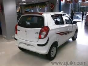 Maruti Suzuki Alto 800 Lxi Specification 2015 Maruti Suzuki Alto 800 Lxi 1 Kms Driven In Agarpara