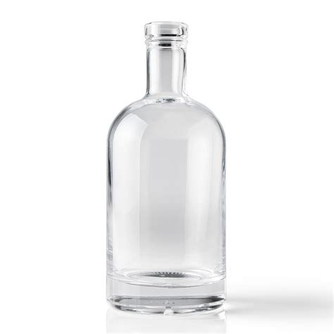 Glass Bottles 750 ml clear glass liquor bottle glass bottles