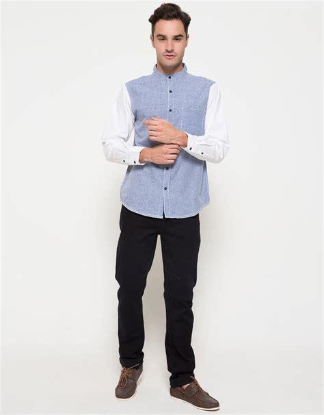 Baju Koko Nevada jual beli kemeja pria kemeja keren kemeja murah