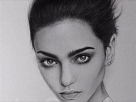 Drawing Realistic Faces by 769 Best Drawing Faces Images On