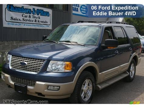 Ford Expedition Eddie Bauer by 2006 Ford Expedition Eddie Bauer 4x4 In Medium Wedgewood