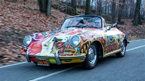 driving janis joplin s psychedelic porsche luxury