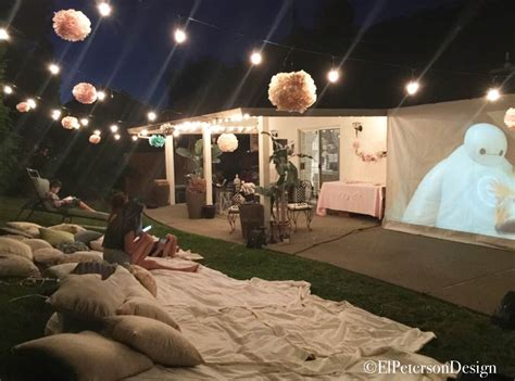 sweet 16 backyard ideas bre s sweet 16