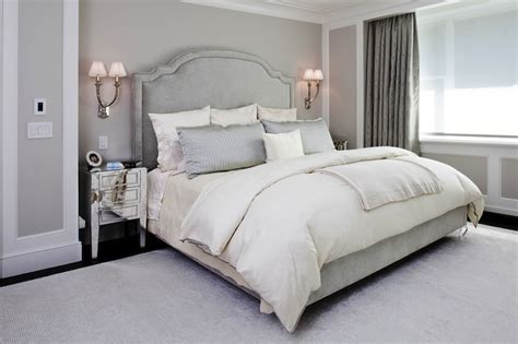 Bedroom Design Grey Bed Gray Bedroom Transitional Bedroom Grade Architecture