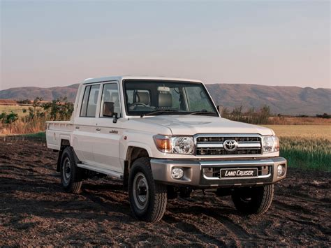 Toyota Land Cruiser 70 Series To Soldier On It S Here