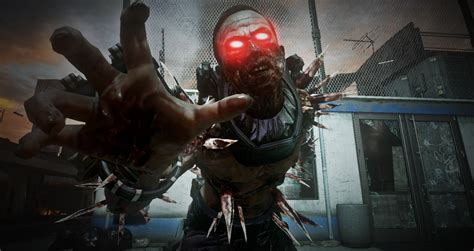 exo zombies carrier call of duty advanced warfare gameplay shows new exo