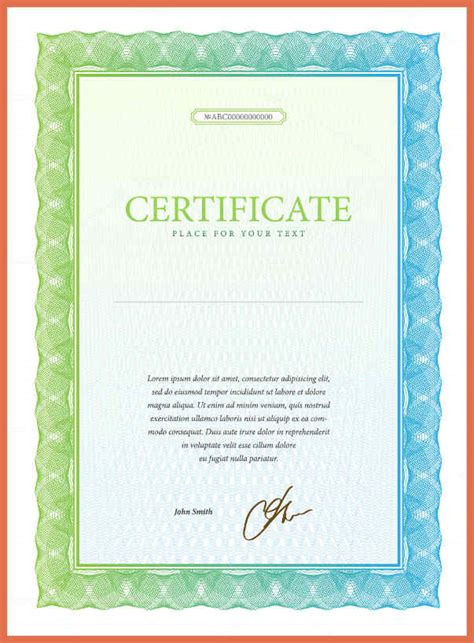 stock certificate template word stock certificate template word bio exle