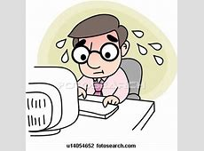 Stressed Student Clipart - Clipart Suggest Clipart Stressed
