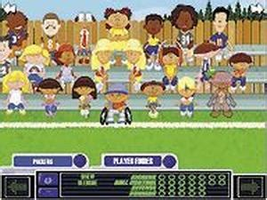 backyard football roster backyard football pc cd professional nfl players team