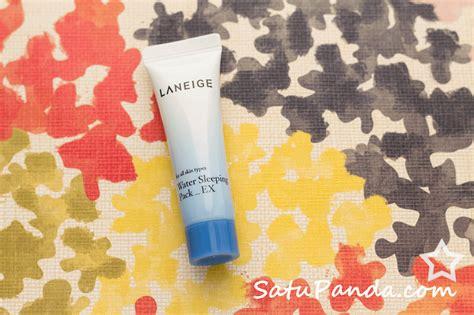 Laneige Water Sleeping Pack Ex laneige water sleeping pack ex отзыв