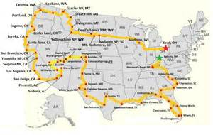 Usa Road Trip Map 301 moved permanently