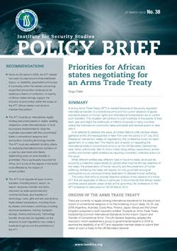 Iss Weekly 2013 Template Iss Africa Policy Brief Template
