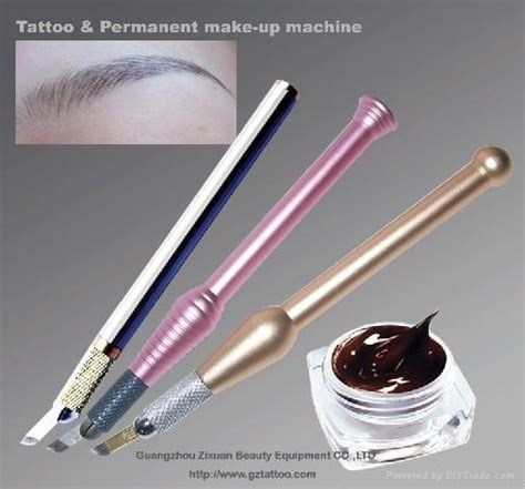 manual tattoo pen permanent makeup manual tattoo makeup pen goochie china manufacturer