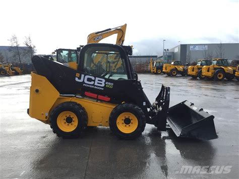 skid loader used jcb ssl260 skid steer loaders year 2016 for sale