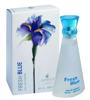 Parfum Treasure Fresh Blue Fresh Blue Apple Parfums Perfume A Fragrance For