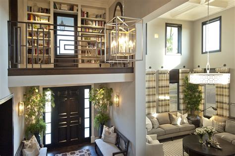 htons inspired luxury home entry robeson design san diego interior designers
