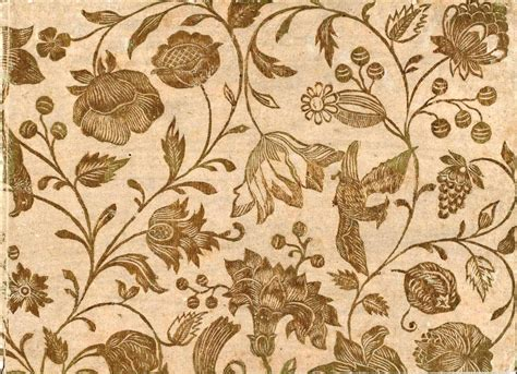 print pattern vintage wallpaper vintage january birth flower drawing pattern