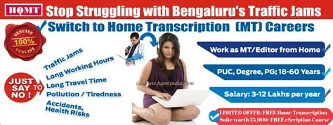 Certified Online Jobs Work From Home - medical transcription jobs from home salary in india home review