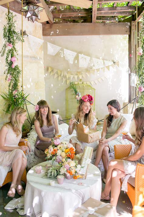desert bridal shower camille styles
