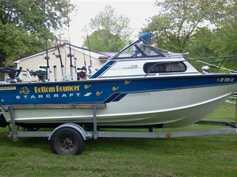 boats like starcraft islander 1994 starcraft islander like new turn key ready to fish