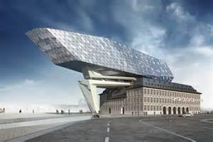 Home Design Architect Cost zaha hadid designed antwerp port house opens in belgium