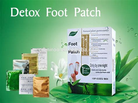 Japanese Detox Foot Patch by Original Jungong Korea Detox Foot Patch Japanese Detox