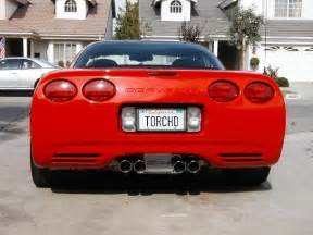 got personalized license plate z06vette corvette