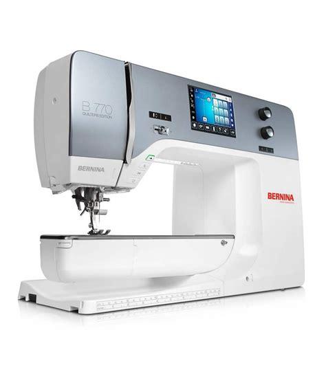 bernina b 770qe arm sewing machine b 0021