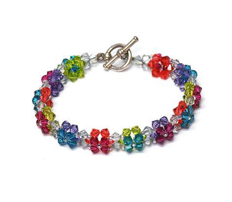 bead bracelet kit snowflake bracelet jewelry kits eclectica