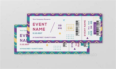 8 banquet ticket templates free psd ai vector eps 66 multipurpose ticket templates 2018 psd vector word