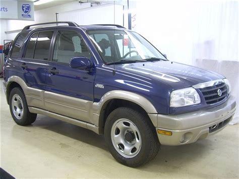 2002 Suzuki Grand Vitara Specs 2002 Suzuki Grand Vitara Jls Suzuki Colors