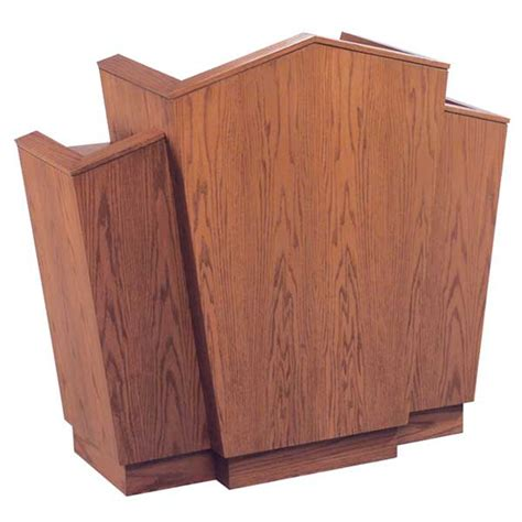 Pulpit Furniture by Pulpit Furniture 700 Series Traditional Imperial