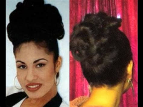 Selena Quintanilla Hairstyles by How To Bridal Hairstyles Wedding Updo No Heat Tutorial