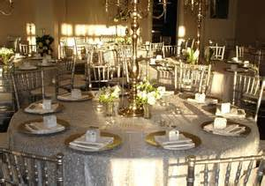 Wedding Reception Table Settings Modern Table Setting For Indoor And Outdoor Home Interior Design