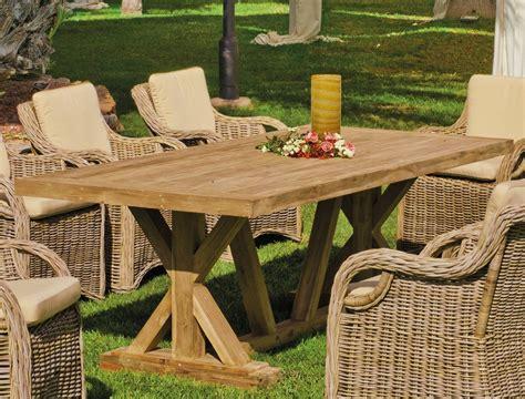 mesas de terraza y jardin mesas para comedor muebles de madera y jardn tattoo