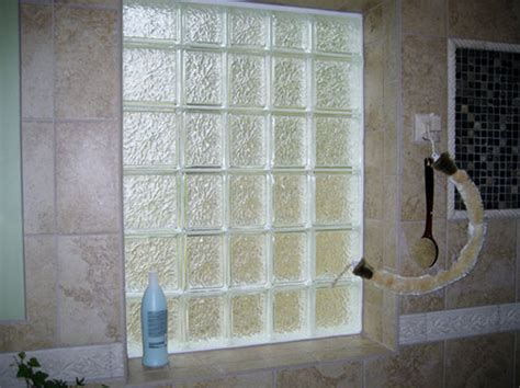 bathroom window glass block glass block bathroom windows houston glass block